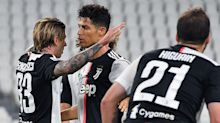 Juventus clinch ninth straight Serie A title as Cristiano Ronaldo scores and misses penalty