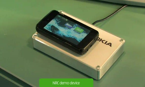 Nokia's Explore and Share concept uses super fast, mystery wireless