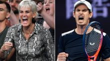 'Not quite ready': Andy Murray's mum hints at shock backflip