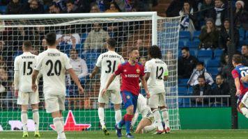 Las derrotas más humillantes del Real Madrid en Europa