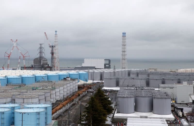 Japan to release Fukushima's contaminated water into sea class=