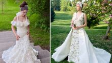 【婚紗界盛事】紐約廁紙婚紗大賽結果公佈!款式、細緻度可媲美真婚紗