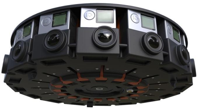 GoPro y Google unen sus fuerzas para obtener el vídeo de 360º perfecto