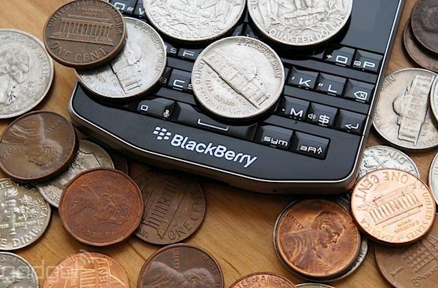 This isn't the last we've heard of Samsung buying BlackBerry