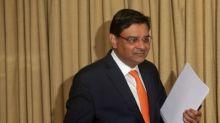 RBI Governor Urjit Patel steps down