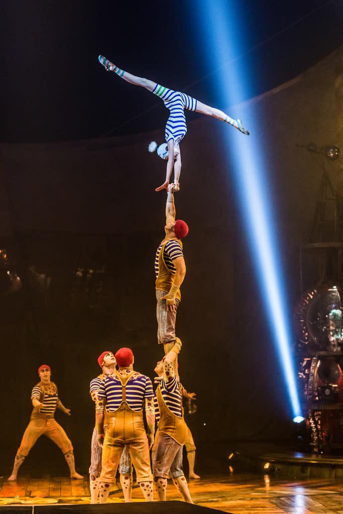 Cirque Du Soleil Japan: REVIEW: Kurios, The New Cirque Du Soleil Show In Singapore
