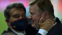 European Super League a 'necessity' - Barca president Laporta