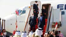 Israel and Bahrain formalise diplomatic ties