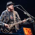 Neil Young Blasts Trump Over California Wildfires Tweet: 'That's What Climate Change Looks Like'
