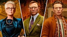 Chris Evans, Daniel Craig and more feature in new 'Knives Out' character posters
