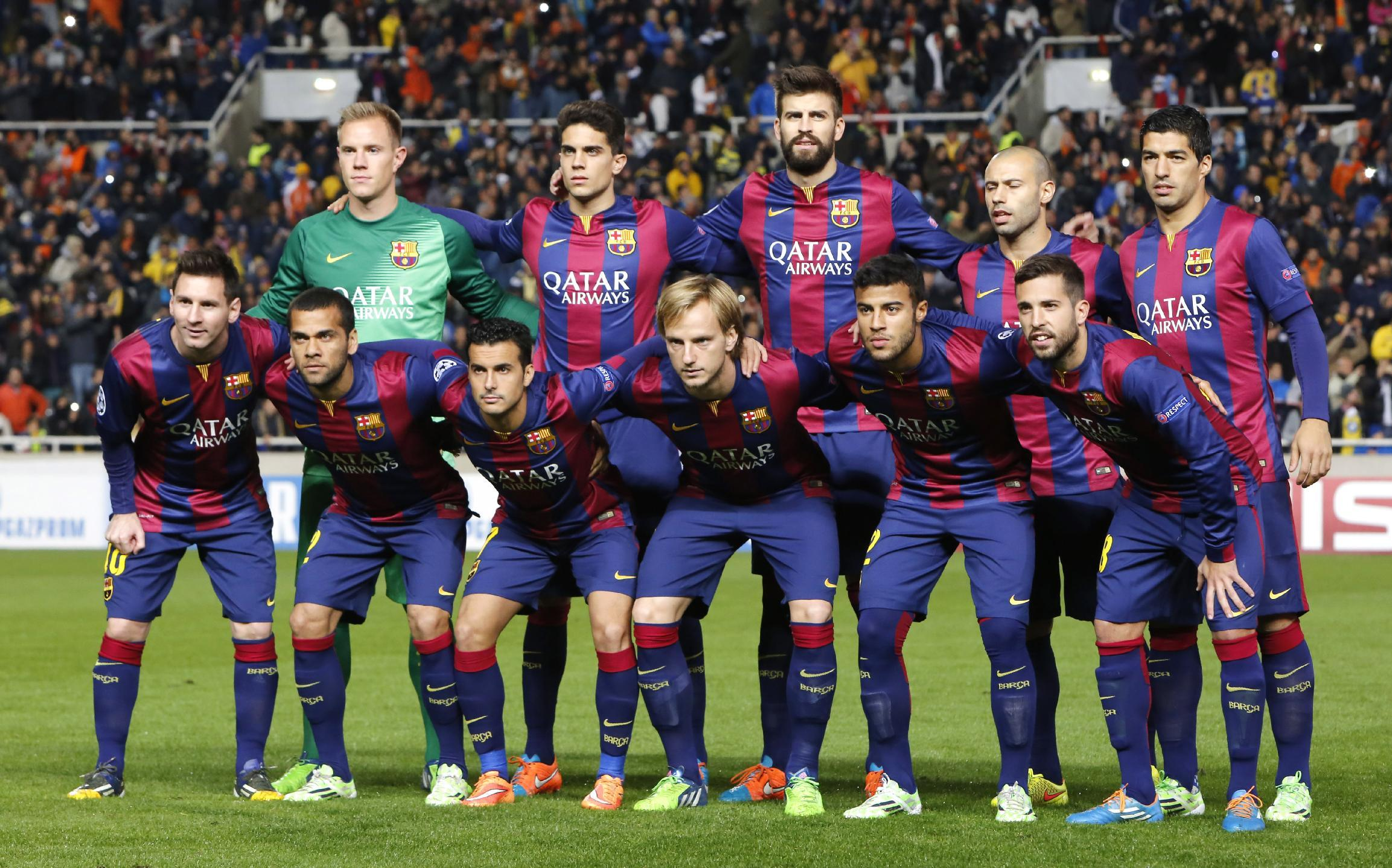 Barcelona Reportedly Cutting Ties With Qatar