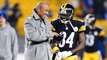 Brown's antics don't sit well with Steelers' icon