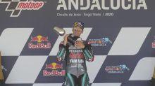 GP de Catalogne: Fabio Quaratraro s'impose de justesse et reprend la tête du championnat