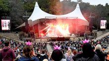 Konzert : Roland Kaiser in der Waldbühne: Erlösung nach dem Lockdown