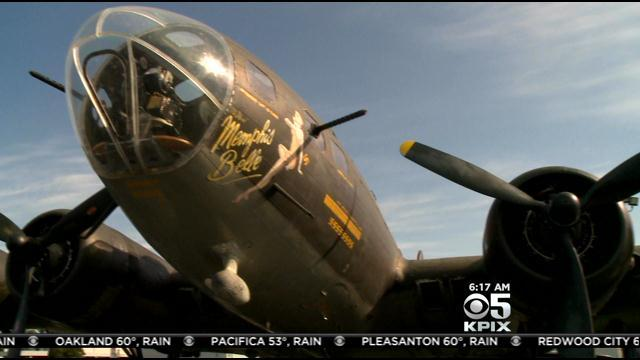 Hayward Open House Gives Public A Free Look At World War II Aircraft