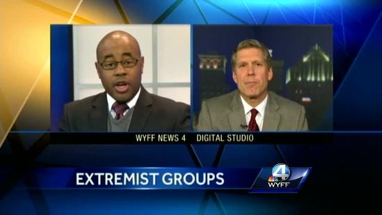 List of hate and extremist groups released