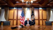 """État de santé de Donald Trump  : """"Il y a souvent eu une forme de mystère"""" autour de la santé des présidents américains rappelle l'historien ThomasSnégaroff"""