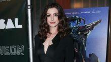 Anne Hathaway's Matthew McConaughey crush