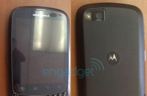 Motorola Admiral spied in the wild, waiting patiently for its turn to sail out of harbor