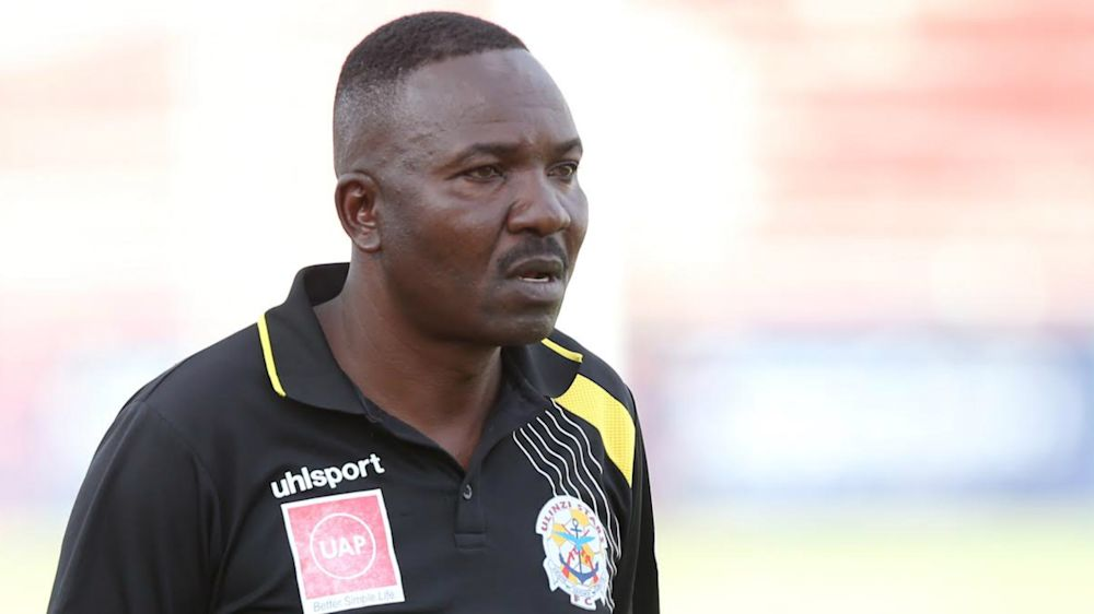 Nyangweso: Trophy win will spur Ulinzi Stars in KPL