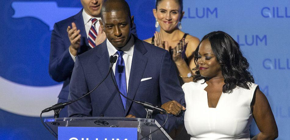 Florida Governor Race Recount Now Likely, Andrew Gillum Claims Vote Gap Down To 15,000 Votes Behind DeSantis