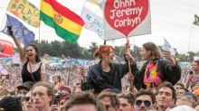 Jeremy Corbyn at Glastonbury: Fans react to Labour leader's speech on the Pyramid Stage
