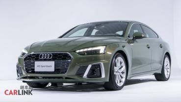 小改Audi A5 Sportback實車正式抵台!三車型230萬起上市