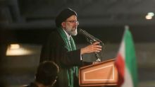 Two main contenders sign up for Iran's presidential election