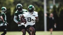 Corey Davis Feeling at Home in Jets' Offense, Excited About Offseason Improvements