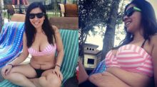 How a Body Positive Blogger Stopped Trolls in Their Tracks With 1 Bikini Pic
