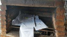 PF encontra documentos em churrasqueira durante ação que apura desvio de verbas na Bahia
