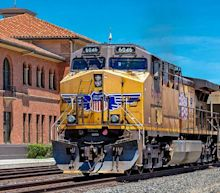 Do Institutions Own Union Pacific Corporation (NYSE:UNP) Shares?