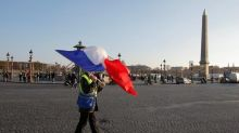 1 dead, scores injured in fuel tax protests around France