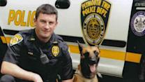 Slain Pa. officer's canine may go to his family