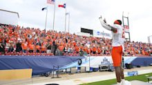 Sam Houston wins FCS title with late TD over South Dakota St