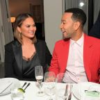 Chrissy Teigen says she felt 'embarrassed' at suffering from postnatal depression