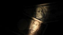 Dollar slides vs yen, Swiss franc as risk appetite plummets