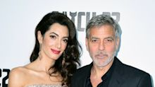George and Amal Clooney donate over one million dollars to coronavirus fight