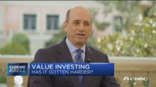 Where Joel Greenblatt sees value now
