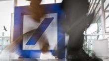 Deutsche-Bank-Aktie verliert am Tag der Hauptversammlung fast fünf Prozent an Wert