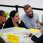 Almost 3,000 Votes Are Missing in the Florida Recount