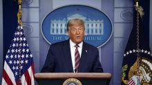 Ende einer Präsidentschaft - was passiert mit Trump?