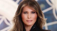 La foto de Melania Trump de la que todos hablan