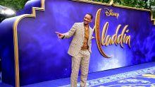 Will Smith reveals stress of following Robin Williams as Aladdin's Genie