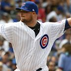 Cubs rally to give Lester much-deserved win