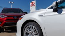 Toyota's Bill Fay on auto industry tariff concerns