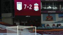 Foot - ANG - Angleterre: Liverpool humilié sur le terrain d'Aston Villa(2-7)