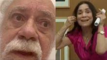 """Emocionado, Tonico Pereira fala sobre Regina: """"Pior do que eu pensava"""""""