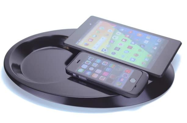 With Qi wireless charging, you'll soon be able to charge your device from a short distance