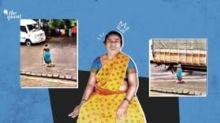 Mumbai Woman Who Warned Motorists of Manhole Lost 10k During Rains